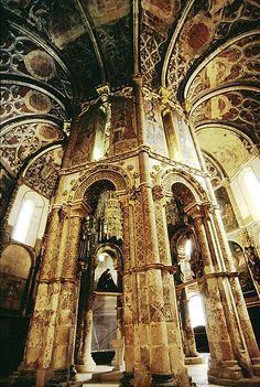 convento de cristo tomar - Google Search