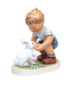 Hummel Club Figurine: Private Conversation Hummel Figurine 615