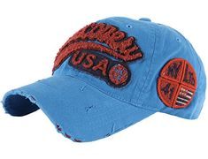 RaOn B128 Distressed Vintage Look USA Emblem Fashion Ball... https://www.amazon.ca/dp/B01DQKQ2S4/ref=cm_sw_r_pi_dp_U_x_4l3KAb2TRK3Q6