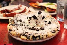 oreo pancakes? I mean, I HAVE to try this, right?