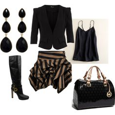 .I have the bag I just need the outfit to go:)