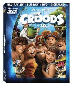 Amazon - The Croods (Blu-ray 3D)