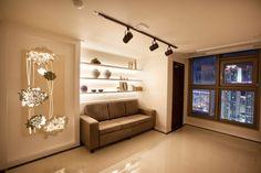 당신의 집에 새로운 느낌을 더해줄 벽 인테리어 10 (출처 Haeni)