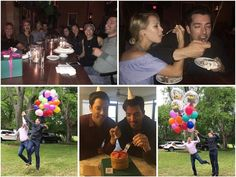 """14.4k Likes, 399 Comments - Jonathan Scott (@mrsilverscott) on Instagram: """"Having the most wonderful birthday with the best brother, the girl I love and wonderful friends.…"""""""