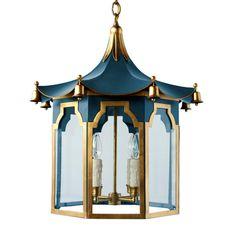The Pagoda Lantern