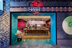 Хелло Китти закусочной в Сиднее исполнителя-Йорке Krelle | Yellowtrace