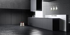 Heron Lab | Kitchens - gorgeous lighting!