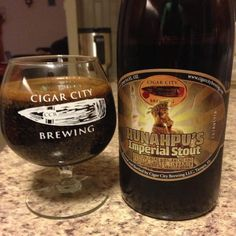 Hunahpu's Imperial Stout by Cigar City Brewing