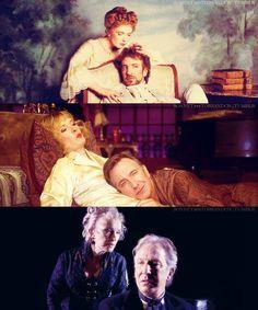 Alan Rickman and Lindsey Duncan; 'Les Liaisons Dangereuses', 'Private Lives' and 'John Gabriel Borkman'