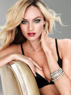 Candice Swanepoel being gorgeous as always