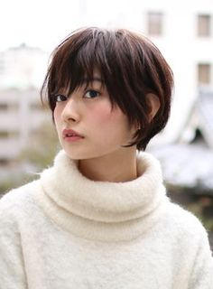 【ショートヘア】コンパクトショート/MAGNOLiAの髪型・ヘアスタイル・ヘアカタログ|2016春夏