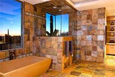 rustic showers - Google Search