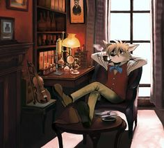 Sherlock hound is one of the school detective and teachers