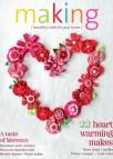 ribbon flower heart   Subscribe - Making Magazine - Crafts Institute