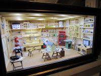 Miniaturists and Dollhouse Artisans use LEDs