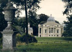Restored Henbury Hall, Cheshire