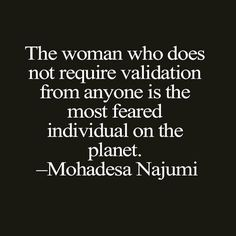 No validation required.