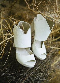 Bridal Shoes | Brooke Schwab | Blog.theknot.com