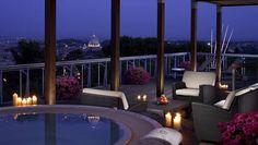A room with a view | Rome | Cavalieri Waldorf Astoria