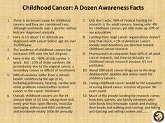 Childhood Cancer Facts & Statistics - People Against Childhood Cancer