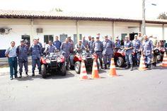 SSP promove curso de Instrutor de Pilotagem de Quadriciclos