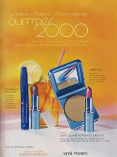 varied treasures: Vintage Ads - Part 9 Retro Ads, Vintage Ads, Beauty Ad, Beauty Products, High School Days, Retro Makeup, Print Ads, Vintage Beauty, Summer Girls