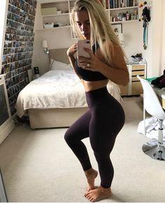 Epic #butt/tiny #waist S-curve #belfie @gracefituk #fashion #ootd