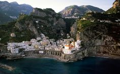 Amalfi Coast, Italy-where I'll be visiting in Dec.