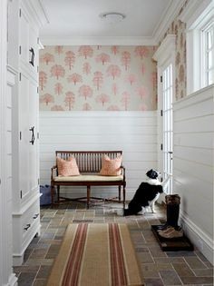 LuaBelle Blog: Getting dirty with mudrooms