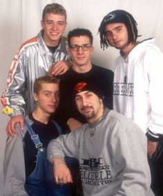 10 *NSYNC moments that are NOT as sexy as you remember