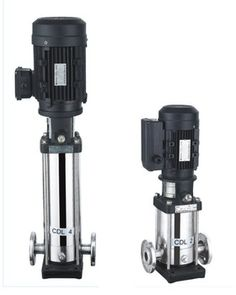 CR2-130 1.5KW 1inch SS304 multistage pump