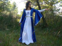 robe d'inspiration médiévale