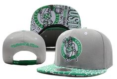 NBA Boston Celtics Mitchell And Ness Snapback Hats 273! Only  8.90USD 0812dc4b1bf2