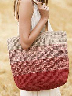 d8aabe77d18f64 Crochet Purses, Crochet Bags, Crochet Market Bag, Crochet Handbags, Cute  Crochet,