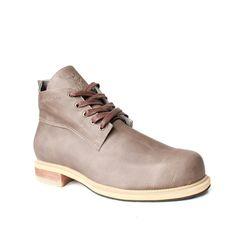 Zapato Sombrero gris