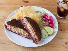 Always looking for the perfect reuben...may have to try this one.