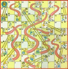 Therapeutic Chutes and Ladders