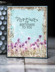 Pinkies Blog Hop showcasing the NEW Stampin' Up! Spring & Summer Catalogue - with Michelle Last