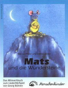 Mats und die Wundersteine - Buch