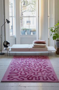 Funky Rugs, Cool Rugs, Colorful Rugs, Carpet Sale, Rugs On Carpet, Stair Carpet, My New Room, My Room, Interior Rugs