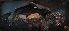 Sunset, MOL LOY on ArtStation at https://www.artstation.com/artwork/chimera-a38d9b82-432c-4982-8b20-e4855f899a00