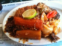 National Dish of Senegal - Thiebu Djen (Jolof Rice)