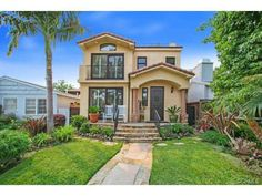 This 4 bed, 3 bath Corona del Mar home has hardwood floors, vaulted ceilings and best of  all a 1 bed, 1 bath detached apartment above the garage, a great source of rental income! - Listed by Marcus-Kiwi Gualter | First Team Real Estate