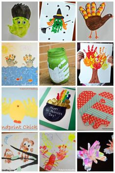 Handprint Art Projects: 75 is a lie - an incomplete post