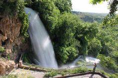 Karanos - one of the Edessa Waterfalls  Pella Prefecture, Macedonia, Greece