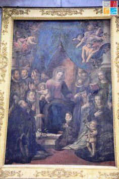 Pala Madonna e Santi