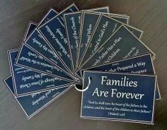 2014 Primary theme scripture cards