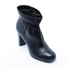 Chic, classic, always in style and even better when it's in the with Excel Clothing! Armani Women, Armani Jeans, Leather Ankle Boots, Booty, Mens Fashion, Chic, Classic, Clothing, Fashion Design