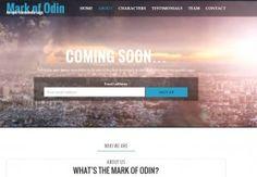 Cabecera de nuestra web teaser en inglés de @markofodin