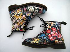 Wish I could find these vintage Doc Martens in my size!!